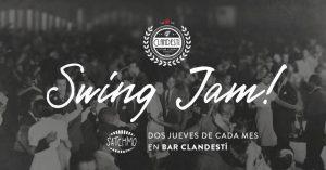 Swing Jam en Clandestí @ Clandestí | València | Comunidad Valenciana | España