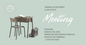 Satchmo Meeting @ Satchmo Swing School | València | Comunidad Valenciana | España
