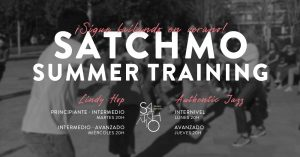 Satchmo Summer Training @ Parque Central